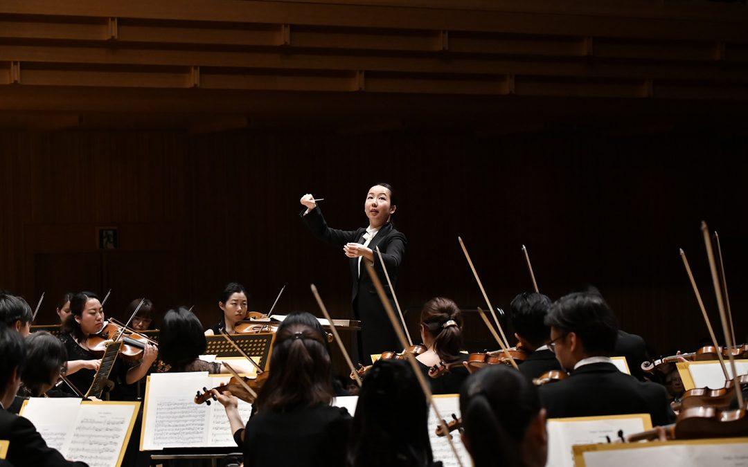 Conciertos debut de los ganadores del 18.° Certamen Internacional de Dirección Orquestal de Tokio