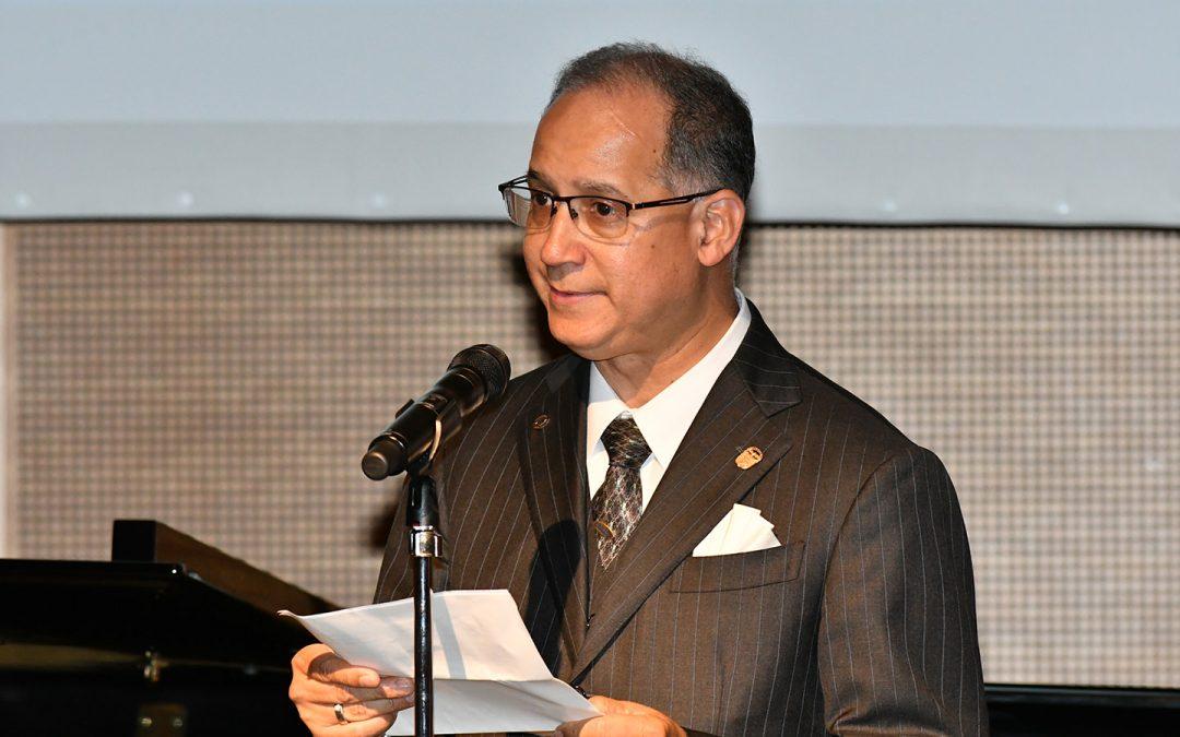 Entretien avec S.E. M. Ritter Nobel Diaz GOMEZ, Ambassadeur de la République du Panama au Japon [Extraits]