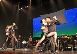 The Orquesta Color Tango Presents Dramatic Tango—Golden Rhythm Across Japan