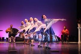 Russian Folk Ensembles Perform in Taiwan