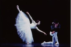 Royal Winnipeg Ballet in 1995
