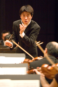 Award Winner at 14th Conductors Competition