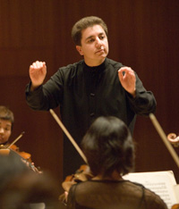 Award Winner at 15th Conductors Competition in 2009