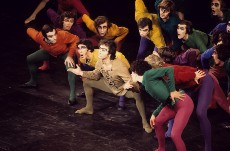 Grand Ballet of the National Theater of the Opera of Paris in 1972