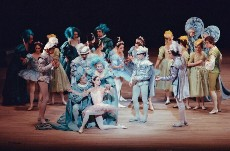 The Royal Ballet in 1975