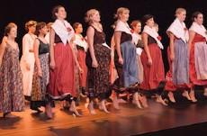 Carmina Slovenica Women's Choir from Slovenia in 2008