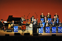 Benny Goodman Jazz Orchestra from USA in 2011