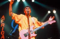 Gilberto Gil from Brazil in 1986
