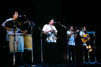 Los Laikas from Bolivia in 1984