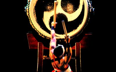 Asuka Gumi Celebrates 20th Anniversary with a Vigorous Drum Roll