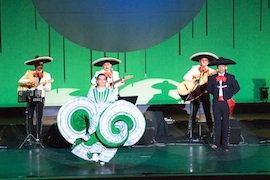 Mariachi Del Sol Tours across Kyushu for Viva Mexico