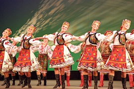 Ukrainian National Dance Troupe