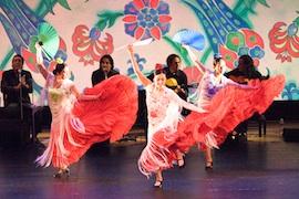 The Ballet de Yoko Komatsubara Features Passion del Flamenco