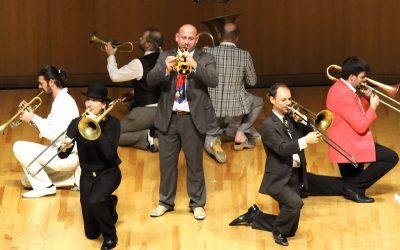 Superlative Entertainment from Mnozil Brass