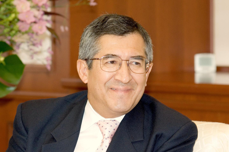H.E. Juan Carlos Capuñay