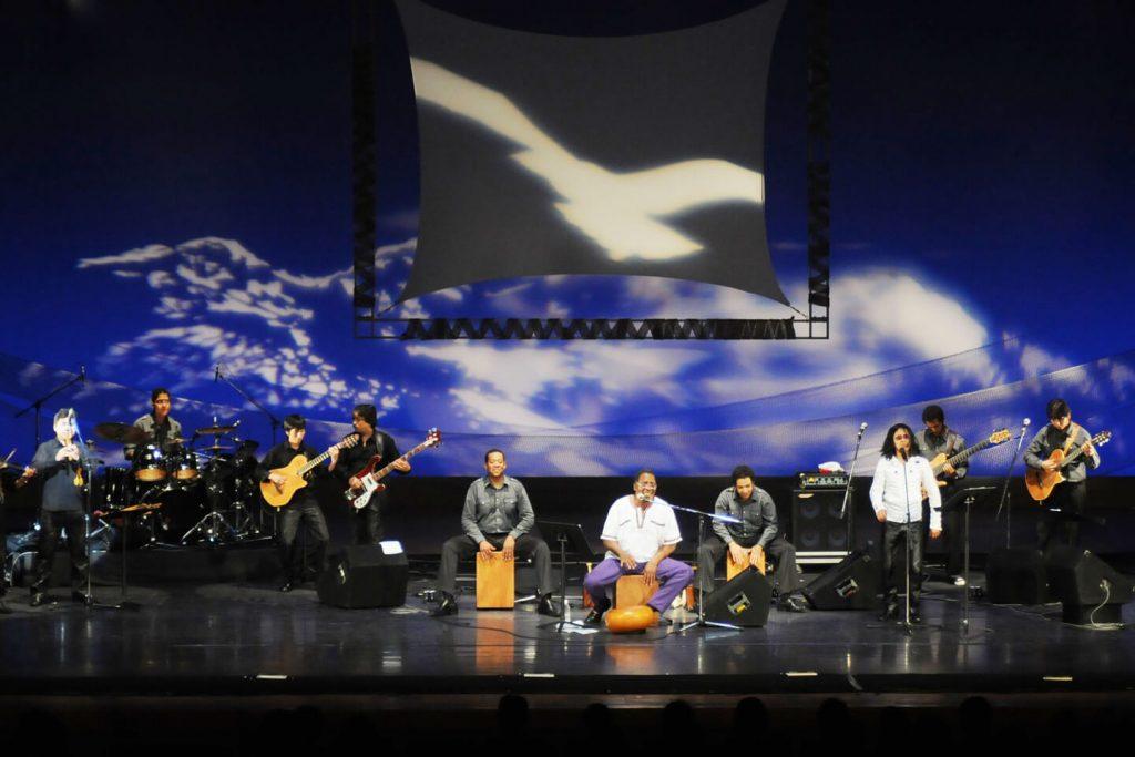 A New Legend of Peruvian Music
