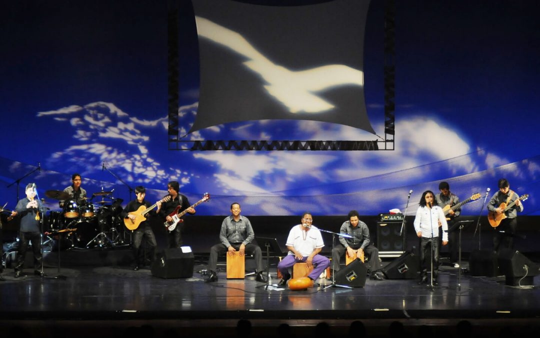A New Legend of Peruvian Music Takes to the Stage in Japan