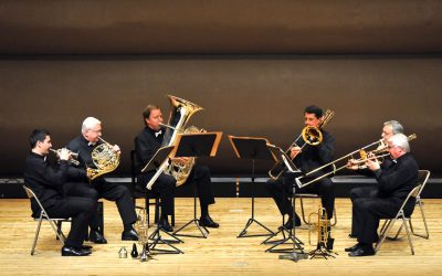 Czech Philharmonic Brass Inspires Japanese Enthusiasts with Perfect Harmony