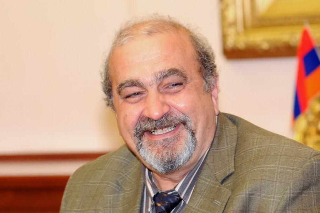 Dr. Grant R. Pogosyan
