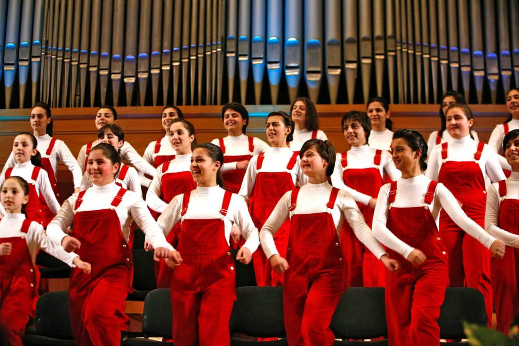 The Little Singers of Armenia