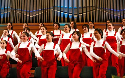The Little Singers Present the Rich Culture of Armenia Across Japan