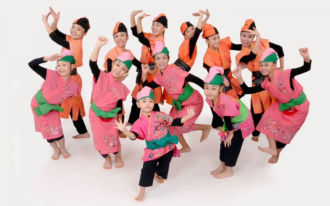 Island Youth Delivers the Beauty and Joy of Okinawan Dance