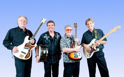 The Ventures Celebrate 50th Anniversary of First Japan Tour