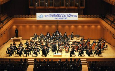 Tokyo International Music Competition Opens a Gateway to Success as a Conductor