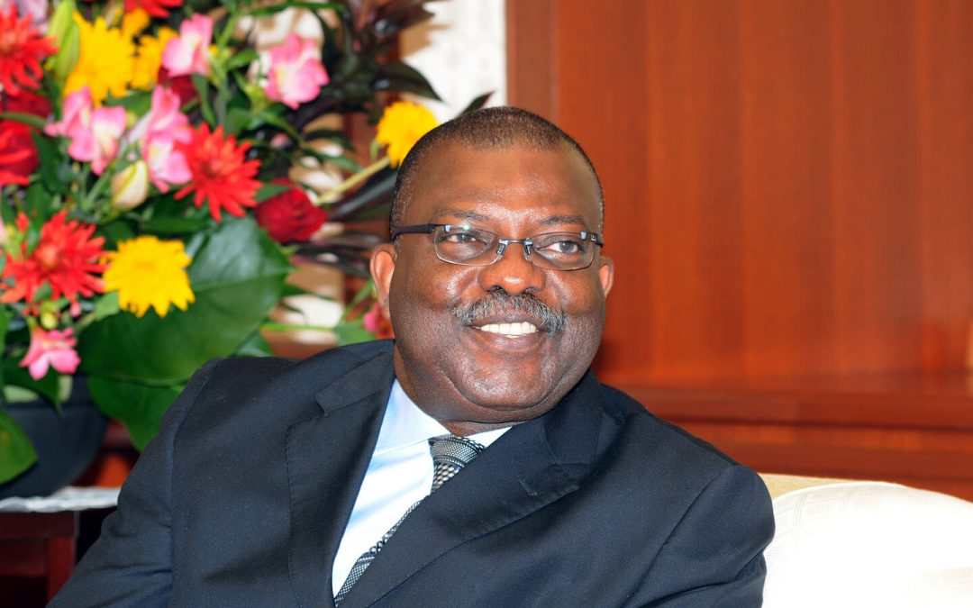 Interview with H.E. Dr. William G. M. Brandful, Ambassador of the Republic of Ghana