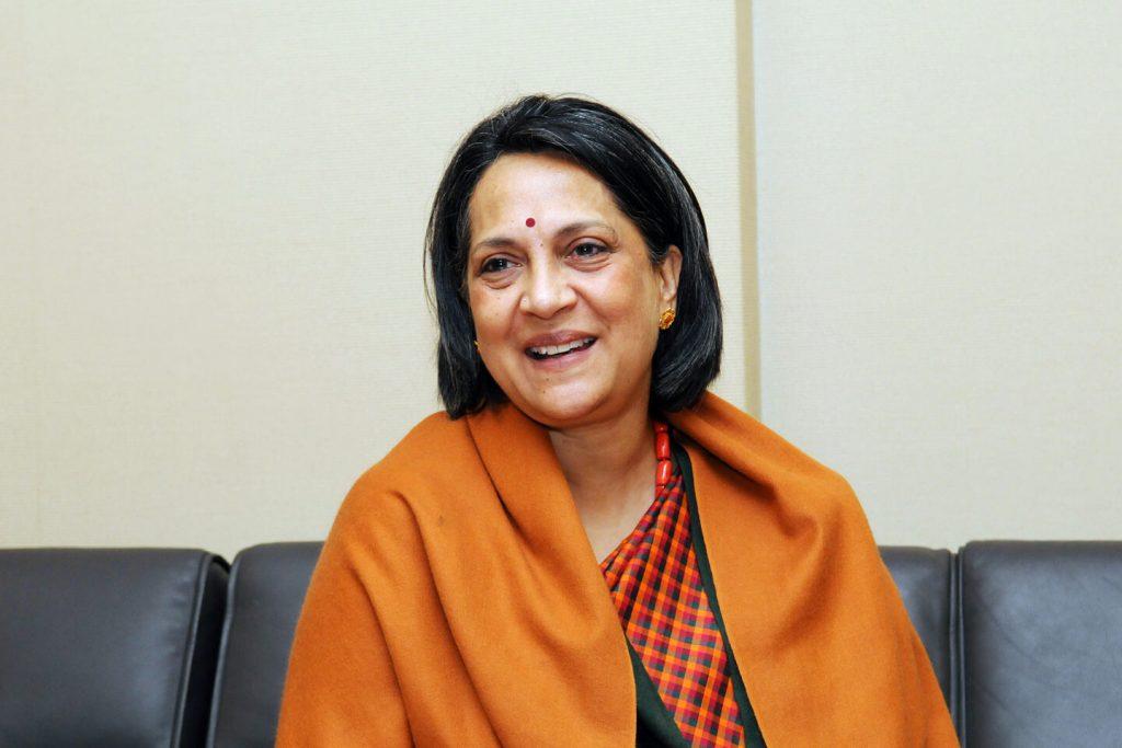 H.E. Deepa Gopalan Wadhwa, Ambassador of the Republic of India