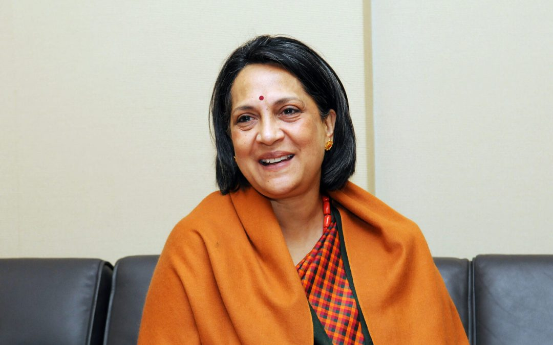 Interview with H.E. Deepa Gopalan Wadhwa, Ambassador of the Republic of India