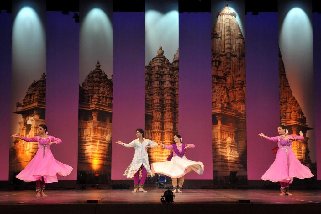 Kathak dance piece Tarana