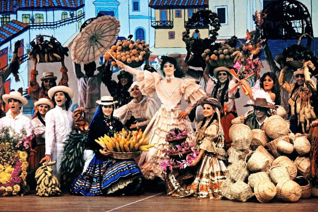Ballet Folklorico Nacional de Colombia