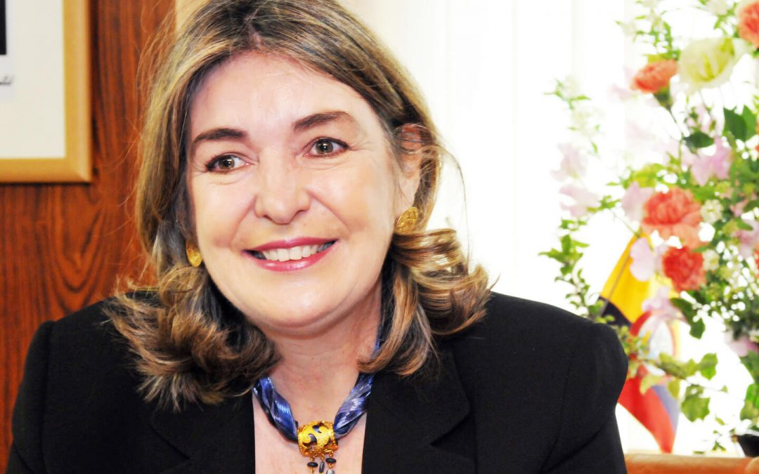 Interview with H.E. Patricia Cardenas, Ambassador of Colombia