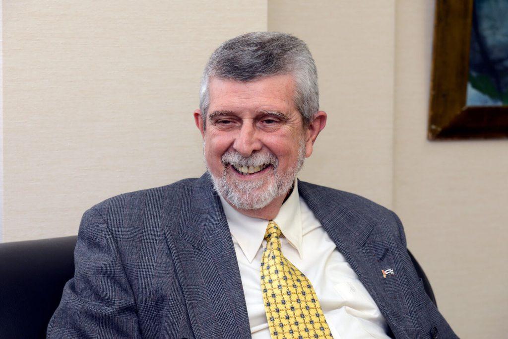 H.E. Marcos Rodriguez Costa, Ambassador of the Republic of Cuba