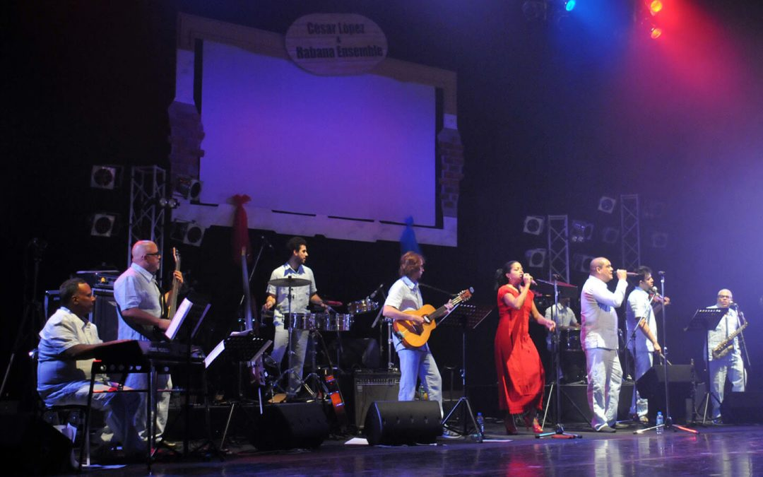 Passionate Cuban Music Marks Min-On's 50th Anniversary