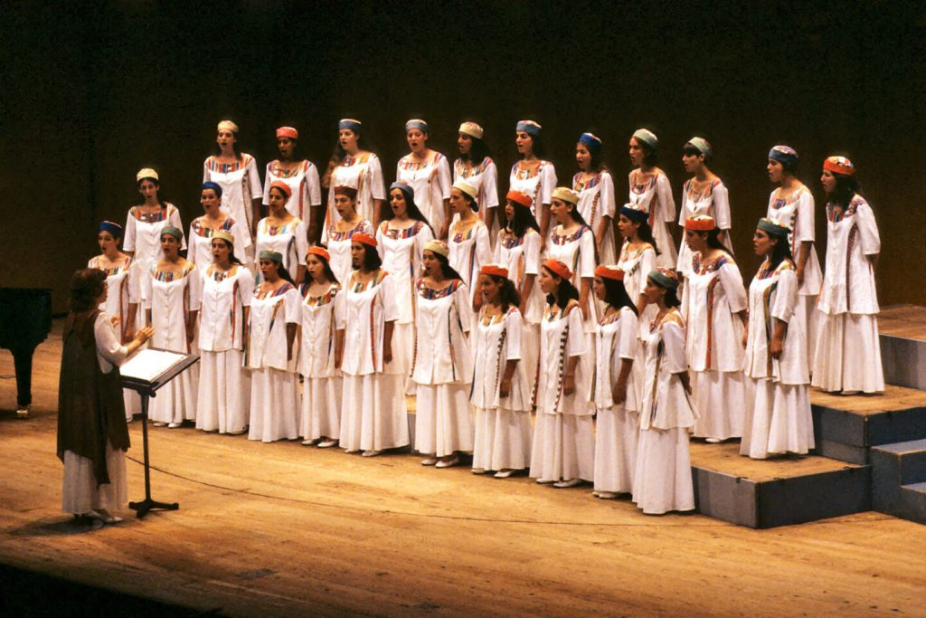 The Efroni Choir from Israel