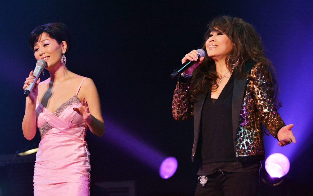 Divas of Asia Create Powerful Onstage Presence