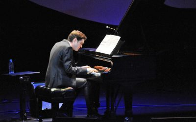 Audience Invited to the Cinematic Piano Paradise of Jacob Koller