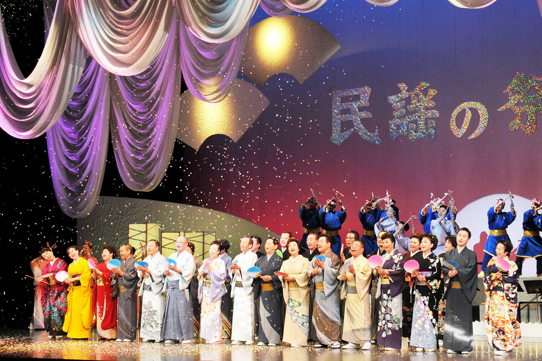 The Fifth Minyo Festival Inspires Hometown Nostalgia