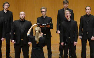 Swedish A Cappella Enchants Audiences Across Japan