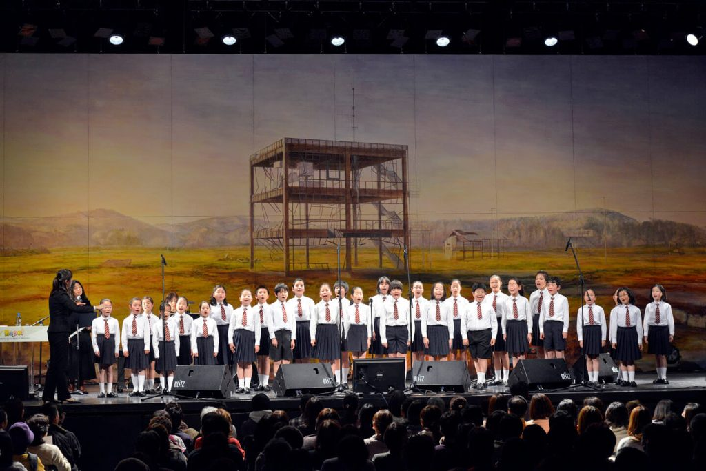 Tohoku Hope Concert