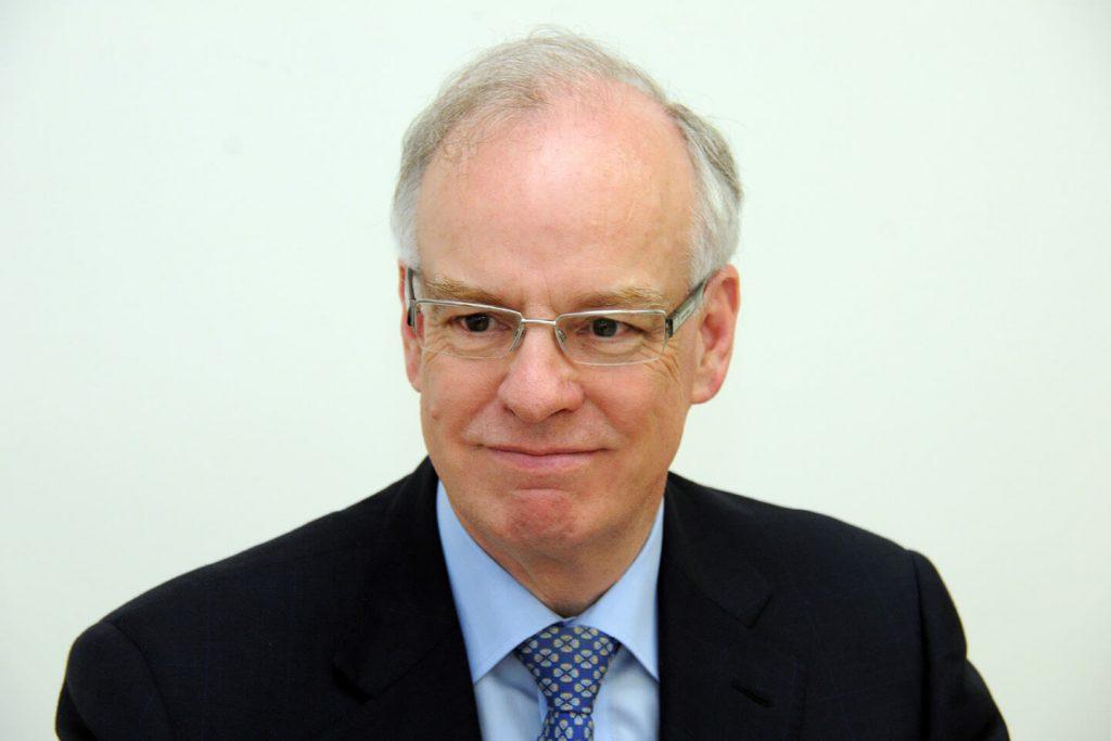 H.E. John Neary, Ambassador of Ireland