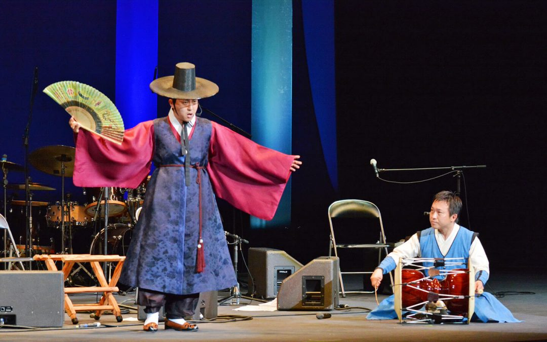 New Wave of Traditional Korean Music Introduced to Japanese