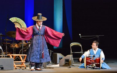 New Wave of Traditional Korean Music Introduced to Japanese Audiences