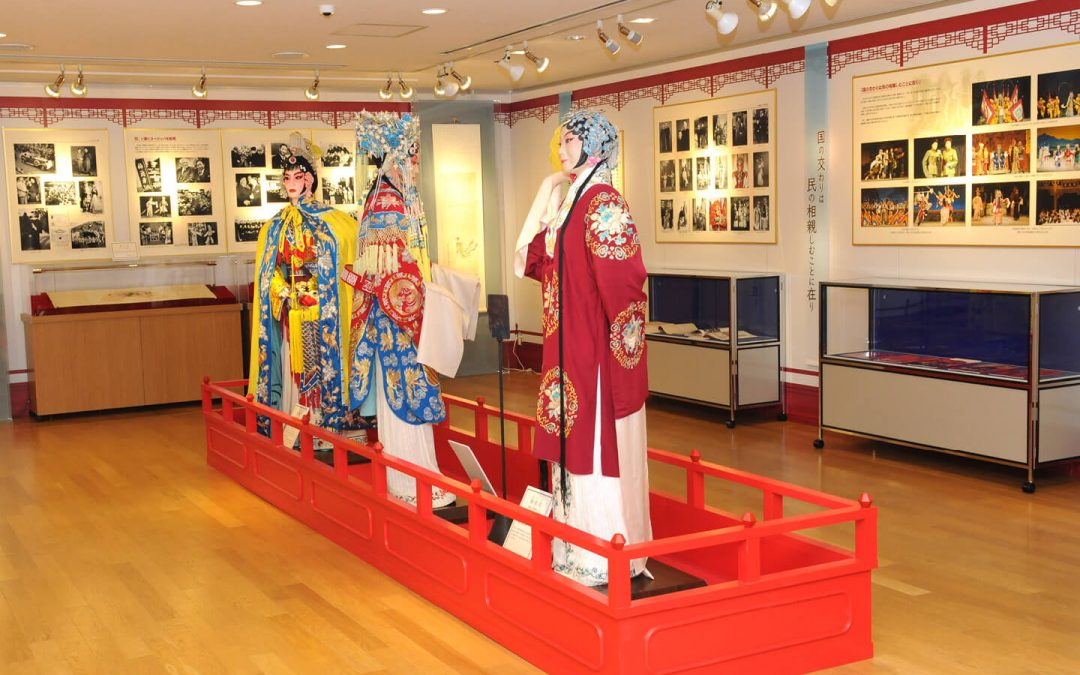 Peking Opera Comes to Life at the Min-On Culture Center