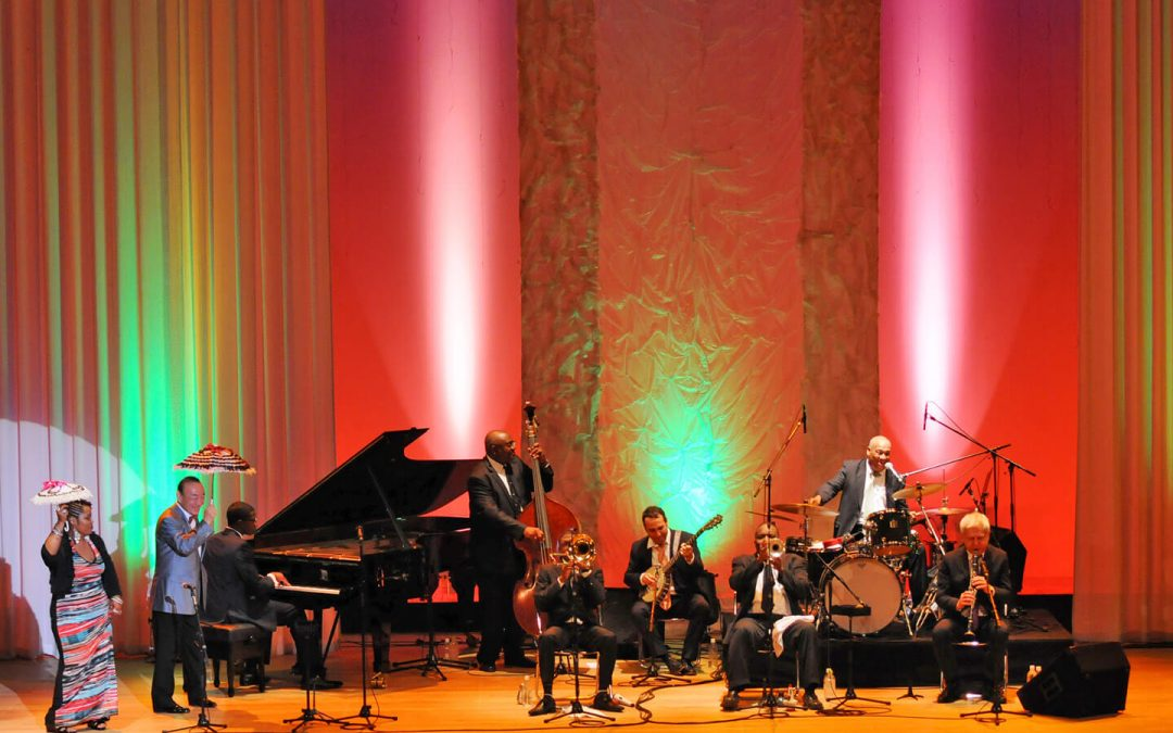 Dixieland Jazz Festival Stirs Audiences Across Japan