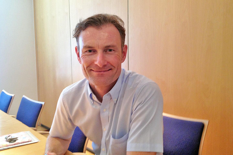 Minister-Counselor Bjørn Midthun