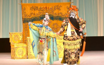 China National Peking Opera Company Tours 30 Cities Across Japan
