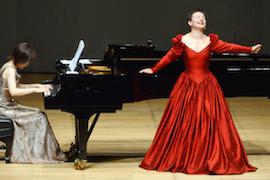 Coloratura Soprano of Victoria Loukianetz Resounds in Six Cities